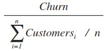 Shopify Churn Formula
