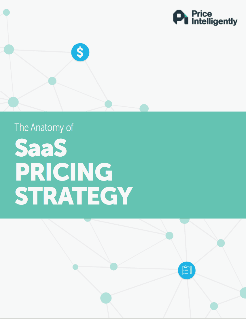 saas pricing ebook cover